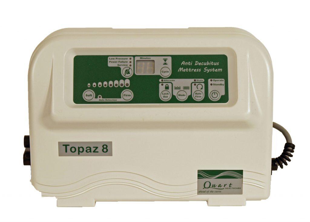 Topaz 8 control unit