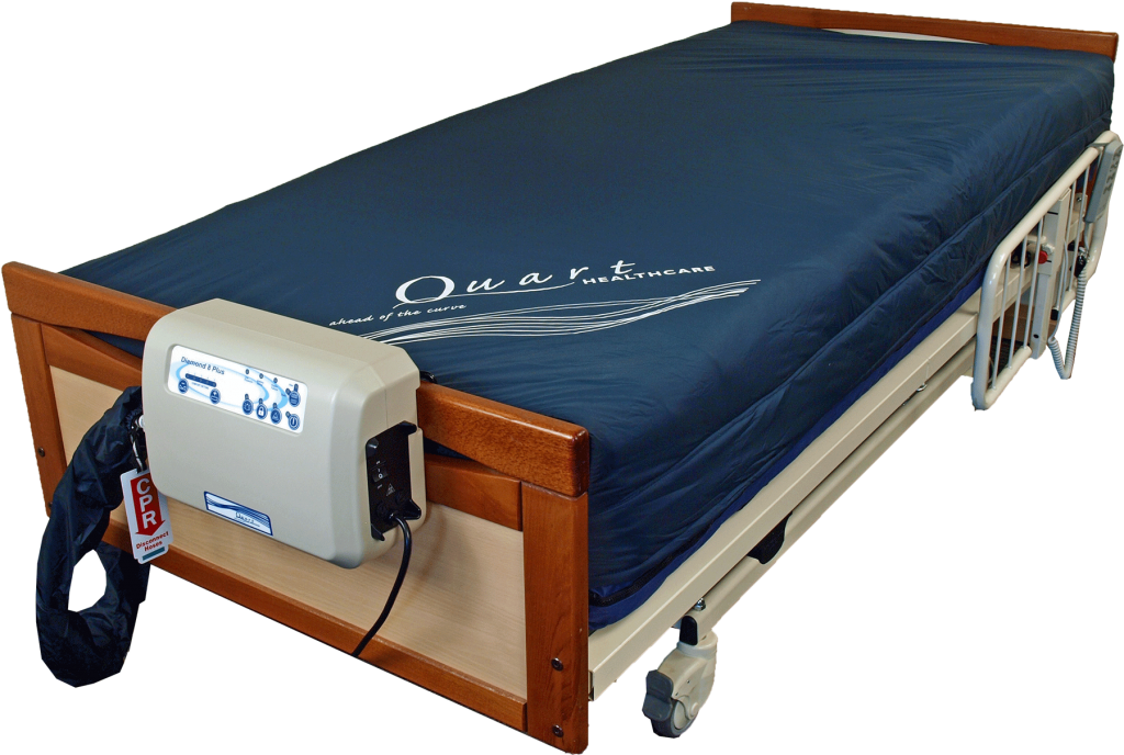 diamond 8 plus low air loss mattress